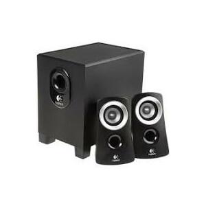 Logitech Z313 Lautsprechersystem mit Subwoofer 50 W