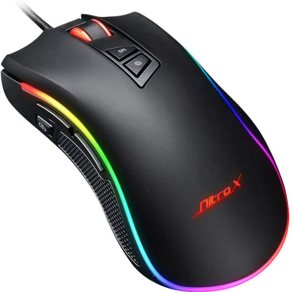 MAU Inter-Tech AC Gaming Maus